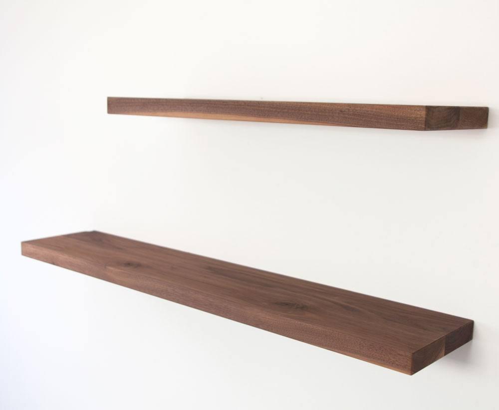 Mooie Houten Plank Voor Aan De Muur.Wandplank Op Maat Houtopmaat Nl