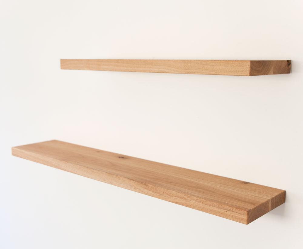 Wandplank op maat houtopmaat