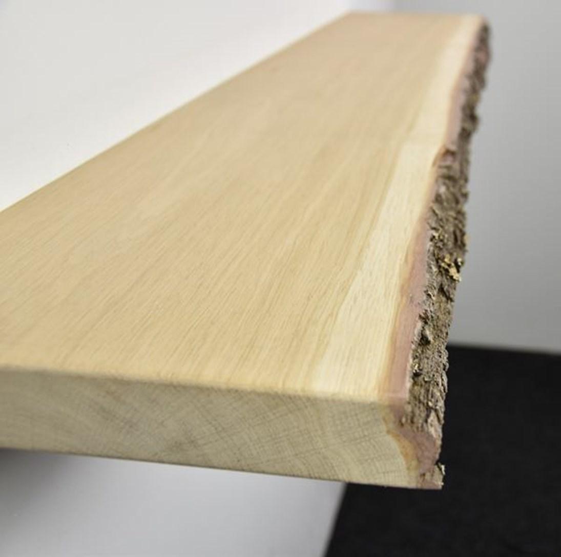 Zwevende Plank Op Maat.Boomstam Wandplank Op Maat Houtopmaat Nl
